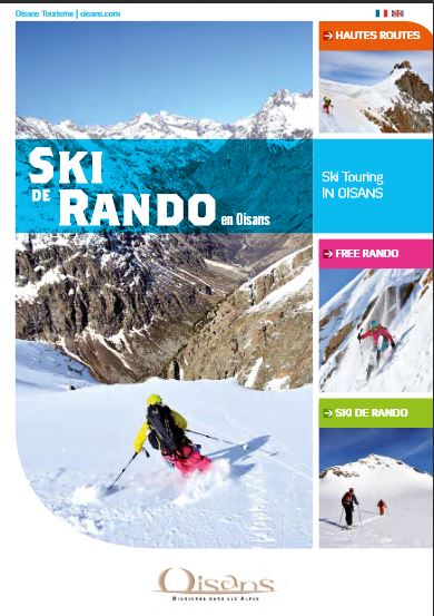 Ski de randonnées  au pays de la meije